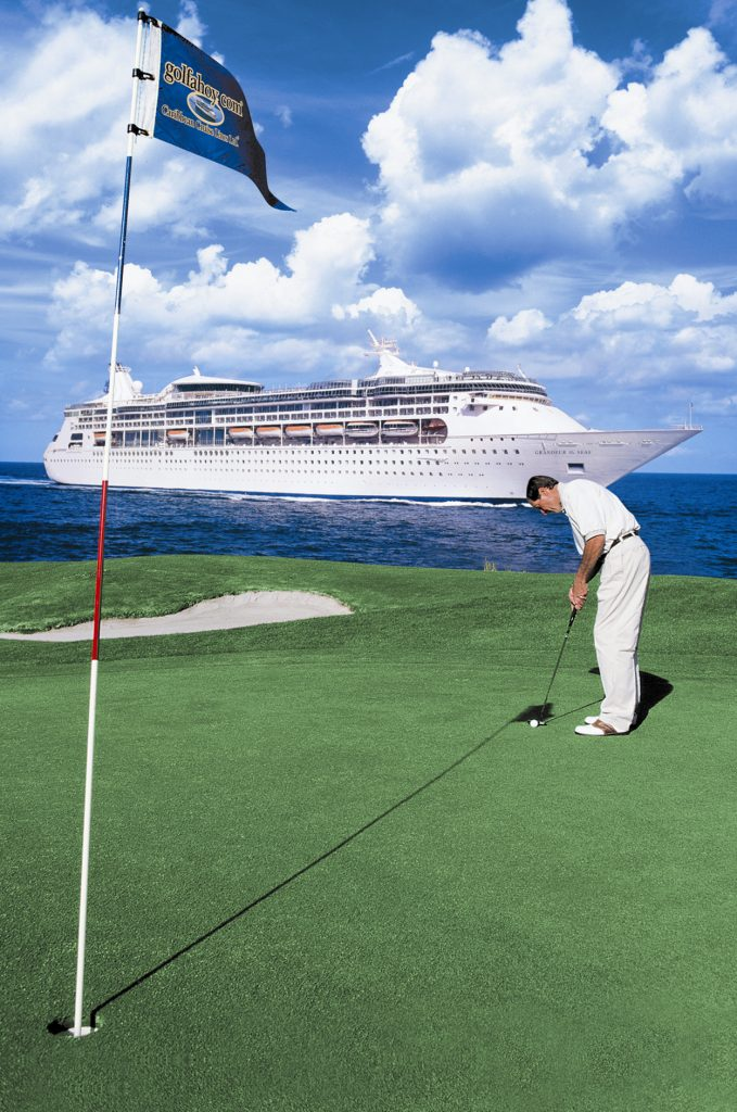 Oceania Golf Cruises by GolfAhoy
