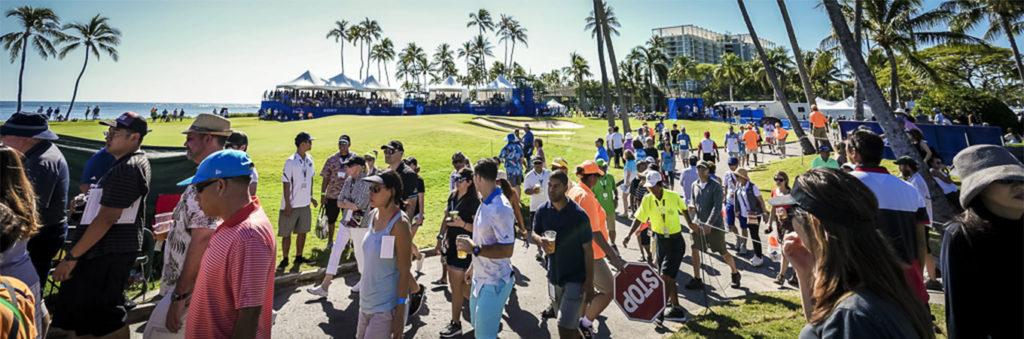GolfAhoy SONY Open Hawaii