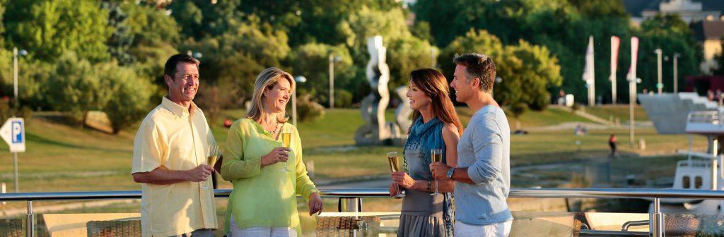 GolfAhoy Danube River Golf Cruise AmaMagna