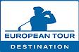 European Tour Destination logo