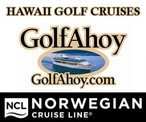 hawaii golf cruise