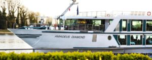 AMADEUS Diamond Seine River France Golf Cruise