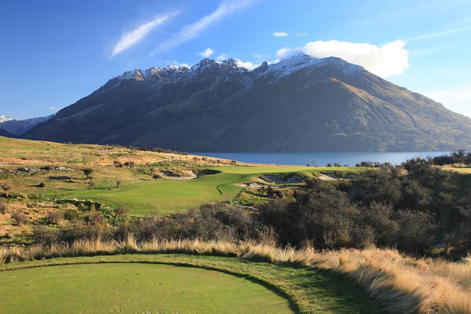 jacks point golf course