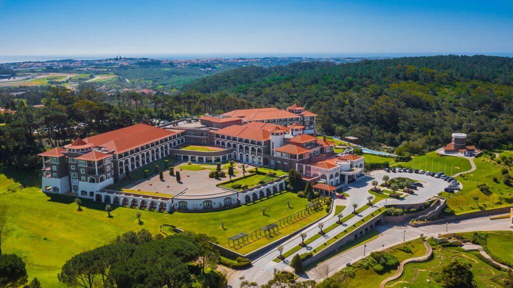 photo of Penha Longa Golf Resort Portugal.